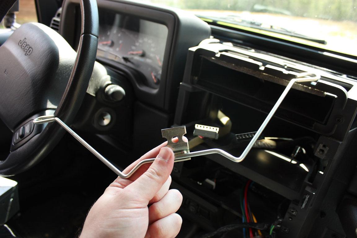 Upgrading A 2001 Jeep Wrangler Stereo  U2013 Shanekirk Com